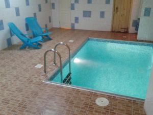 Строительство бань, бассейнов и аквапарков