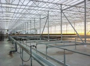 Строительство заводских помещений и цехов