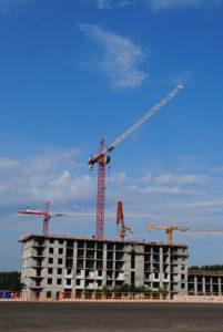 Многоэтажное монолитное строительство