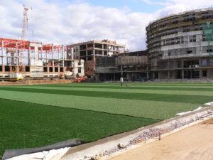 Строительство школ и детских садов
