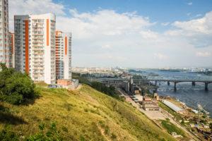 Возведение зданий промышленного и жилого назначения