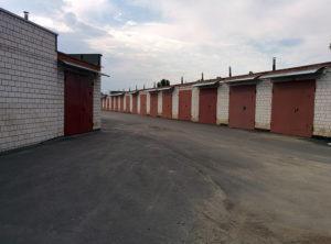 Строительство гаражей и СТО
